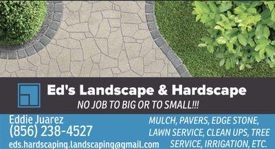 Avatar for Ed's Landscaping & Hardscaping LLC. Vineland, NJ Thumbtack