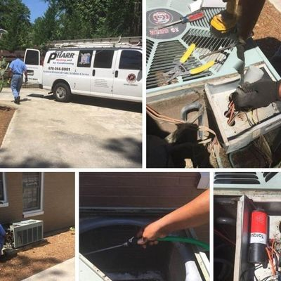 Avatar for Pharr Heating and Air Conditioning Snellville, GA Thumbtack