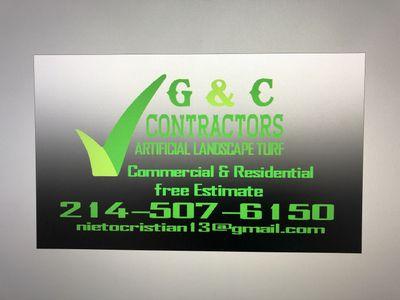 Avatar for G & C Contractors Dallas, TX Thumbtack