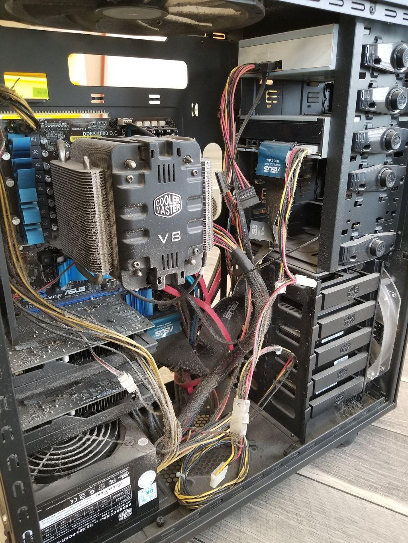 Custom Computer Build Maintenance