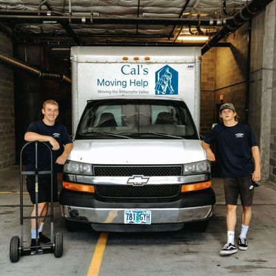 Avatar for Cal's Moving Help, LLC Corvallis, OR Thumbtack