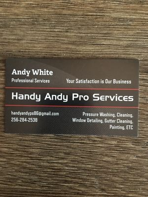 Avatar for Handy Andy Pro Services