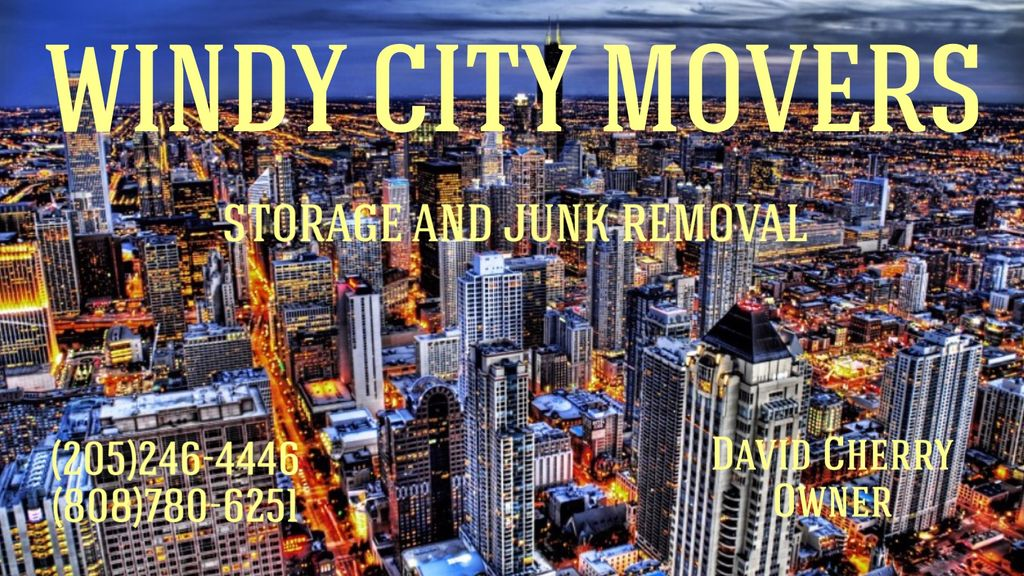 WINDY CITY MOVER STORAGE  AND JUNK REMOVAL