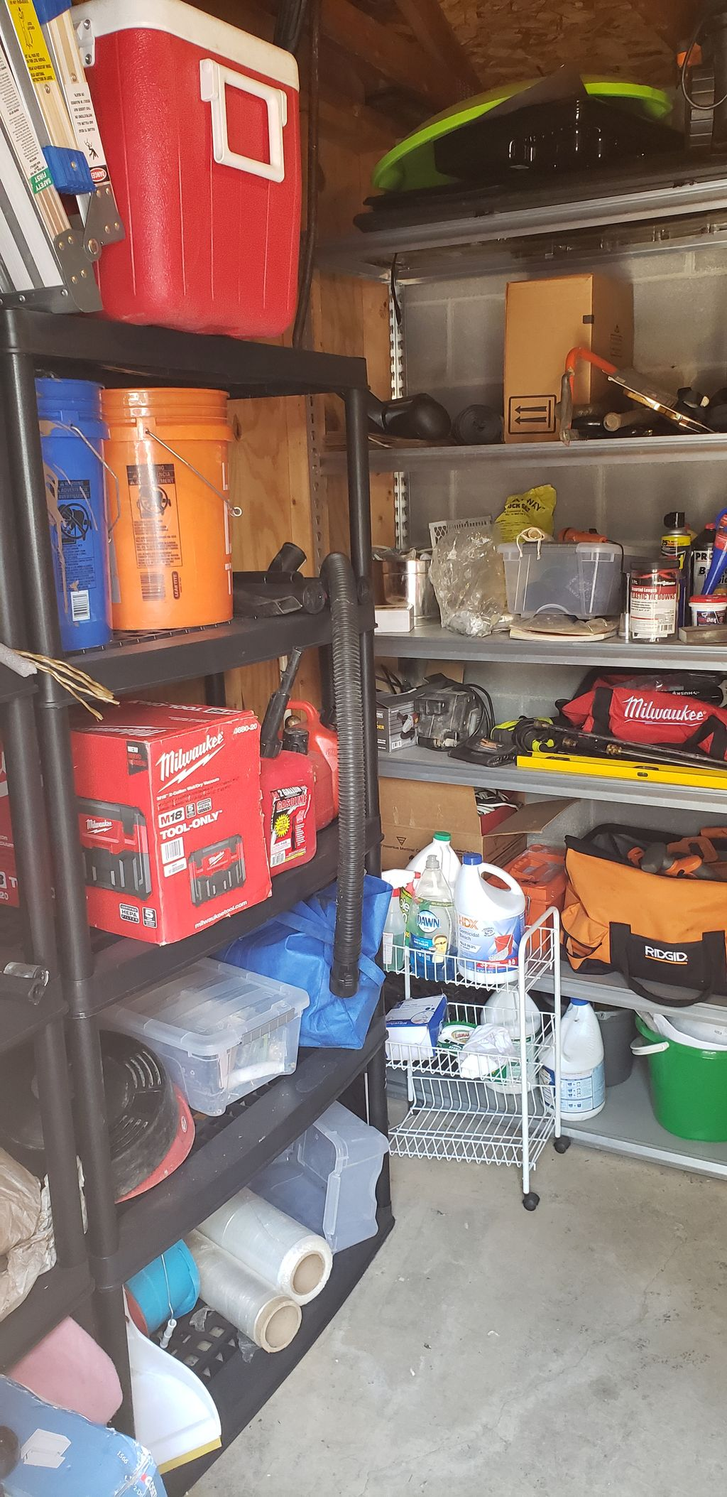 Tool Room Cleanup