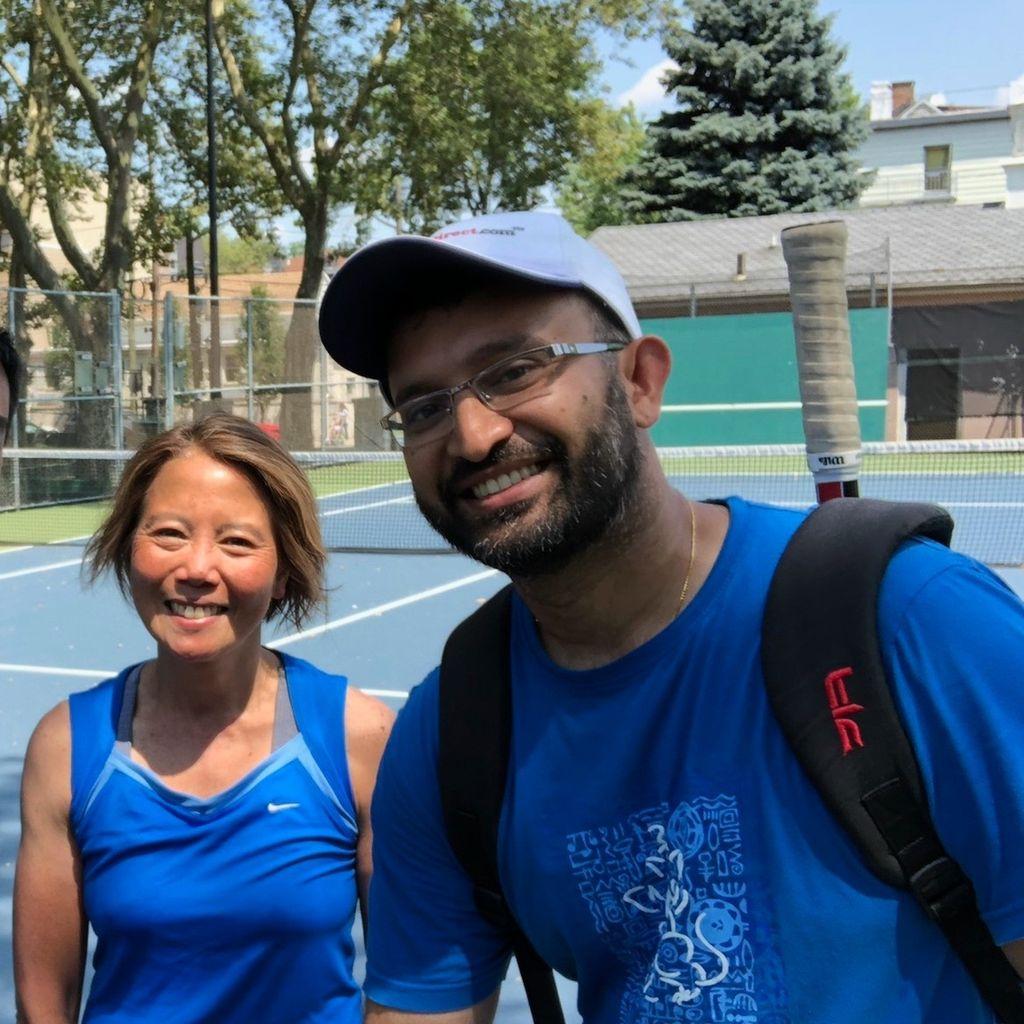 Zubin's Tennis Academy