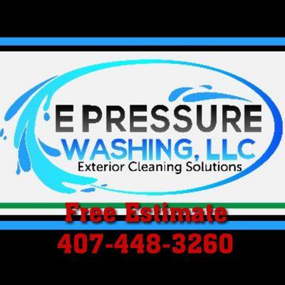 Avatar for E Pressure Washing LLC