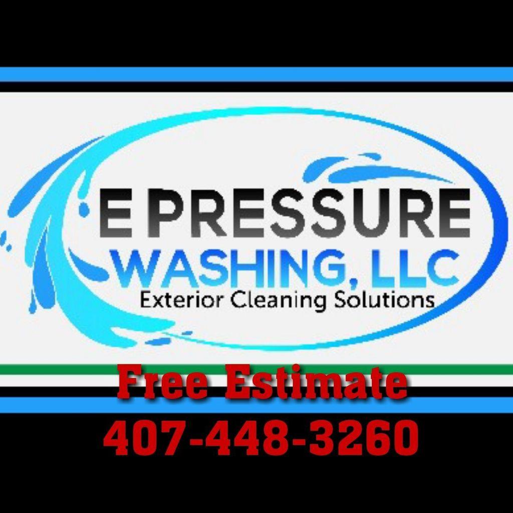 E Pressure Washing LLC