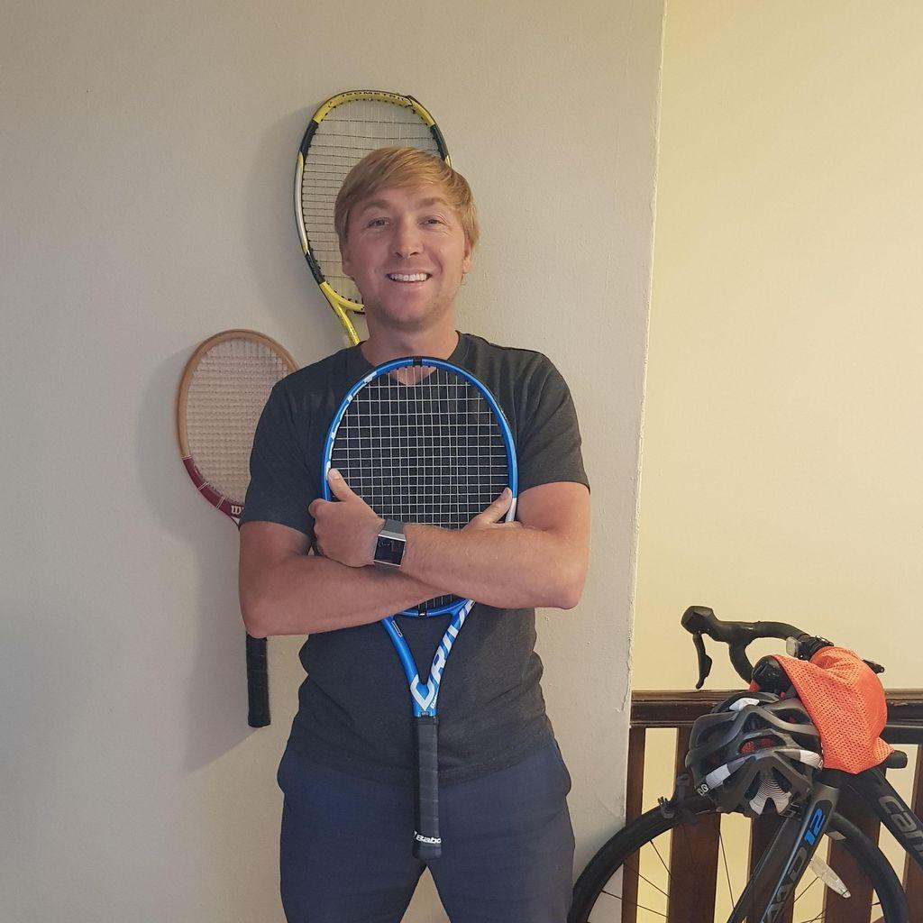 Tennis Ball Paul