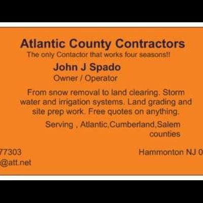 Avatar for Atlantic County Contractors LLC Hammonton, NJ Thumbtack