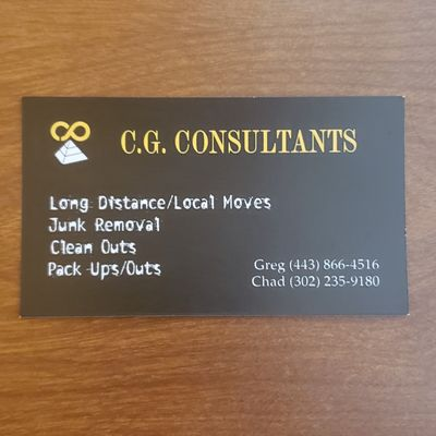 Avatar for C.G Consultants