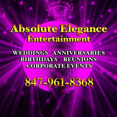 Avatar for Absolute Elegance Entertainment