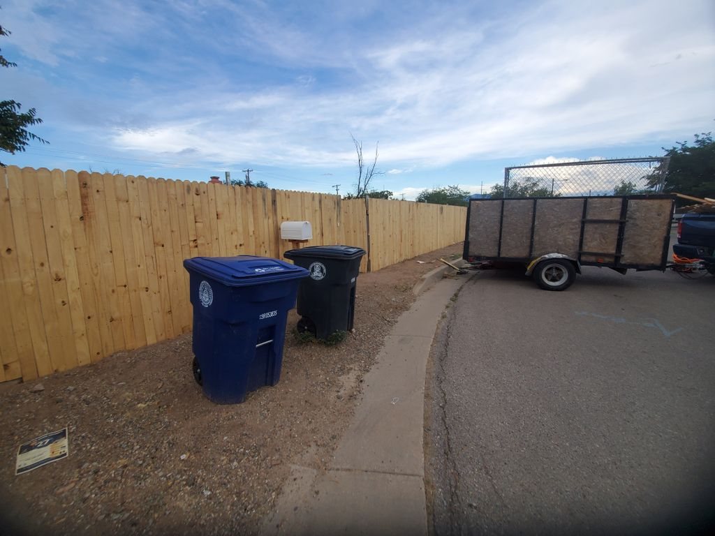 Fence and Gate Installation - Albuquerque 2019