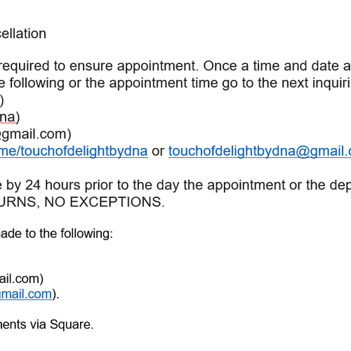 Reservation_Deposit_Cancellation