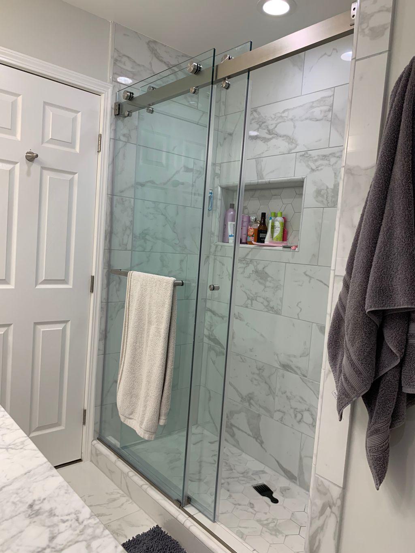 2 Bathrooms remodel