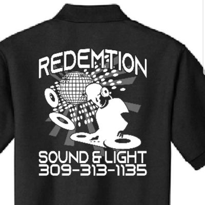 Avatar for Redemption sound and lightshow