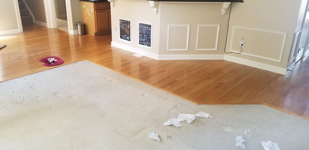 Hardwood Flooring Installation & Refinish