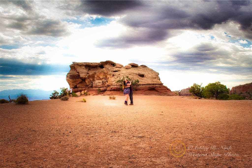 Canyonlands engagement