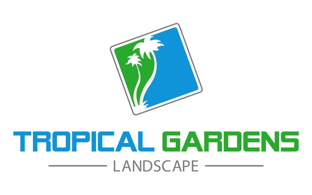 Tropical Gardens Landscape