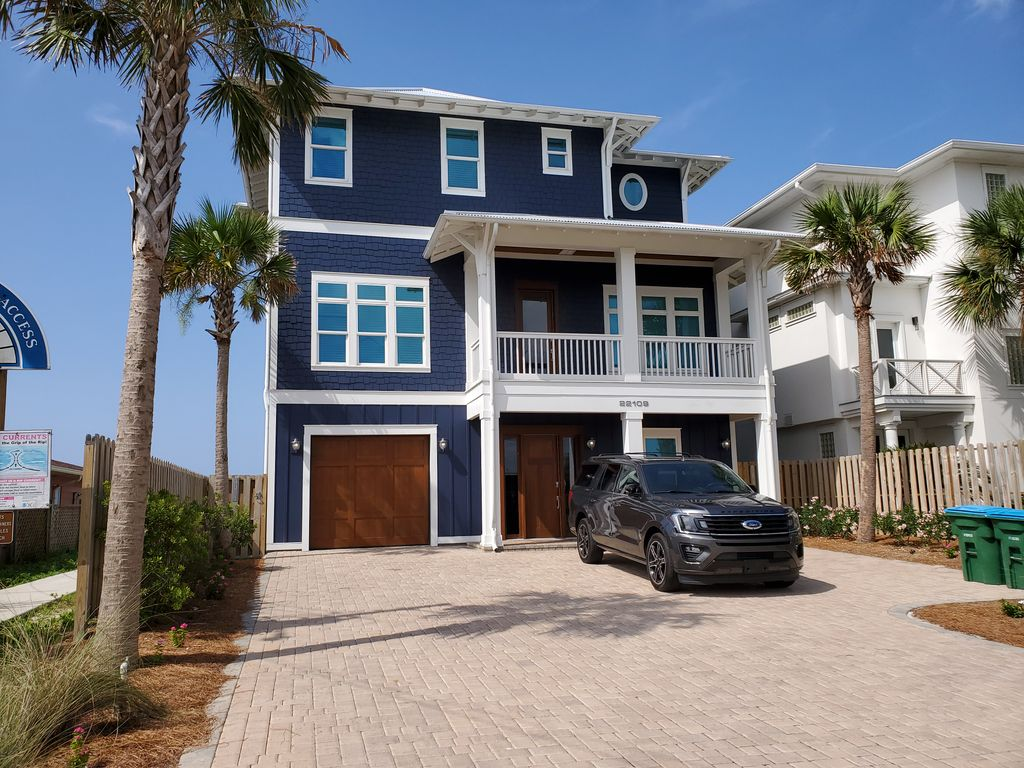 Custom Beach house  renovation