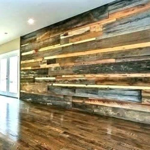 Rustic Walls And Flooring