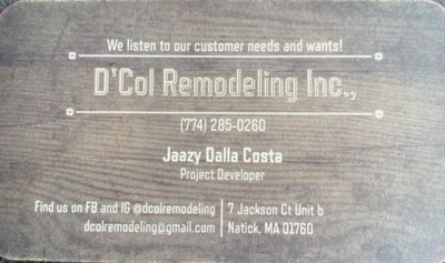 Avatar for Decolremodeling and painting Natick, MA Thumbtack
