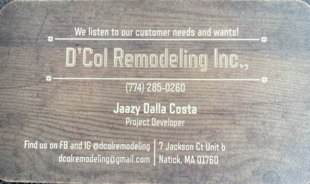 Decolremodeling and painting
