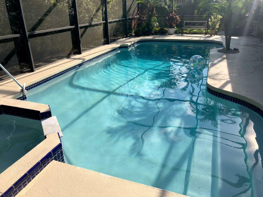 Sugar water pool service and repair
