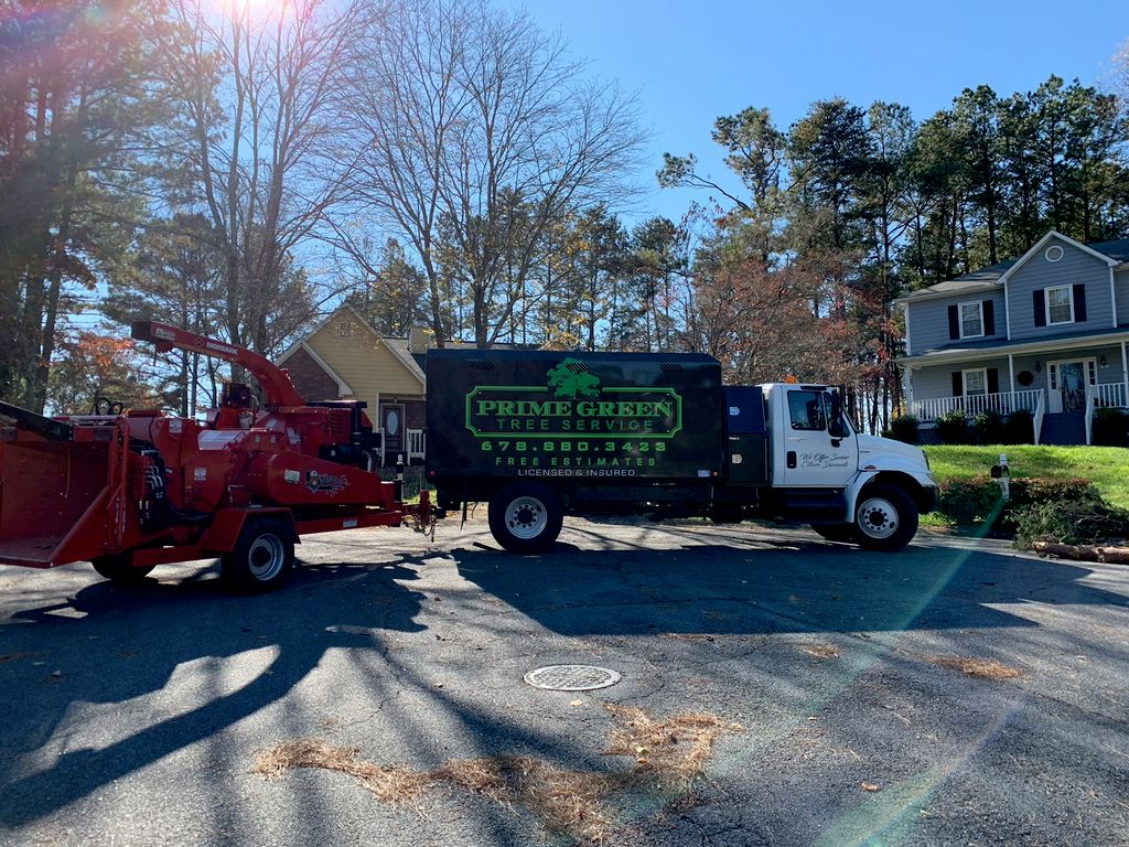 Prime Green Landscaping and Tree Service
