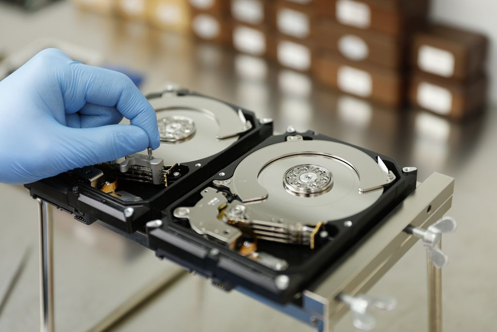 2TB Hard Drive Data Recovery
