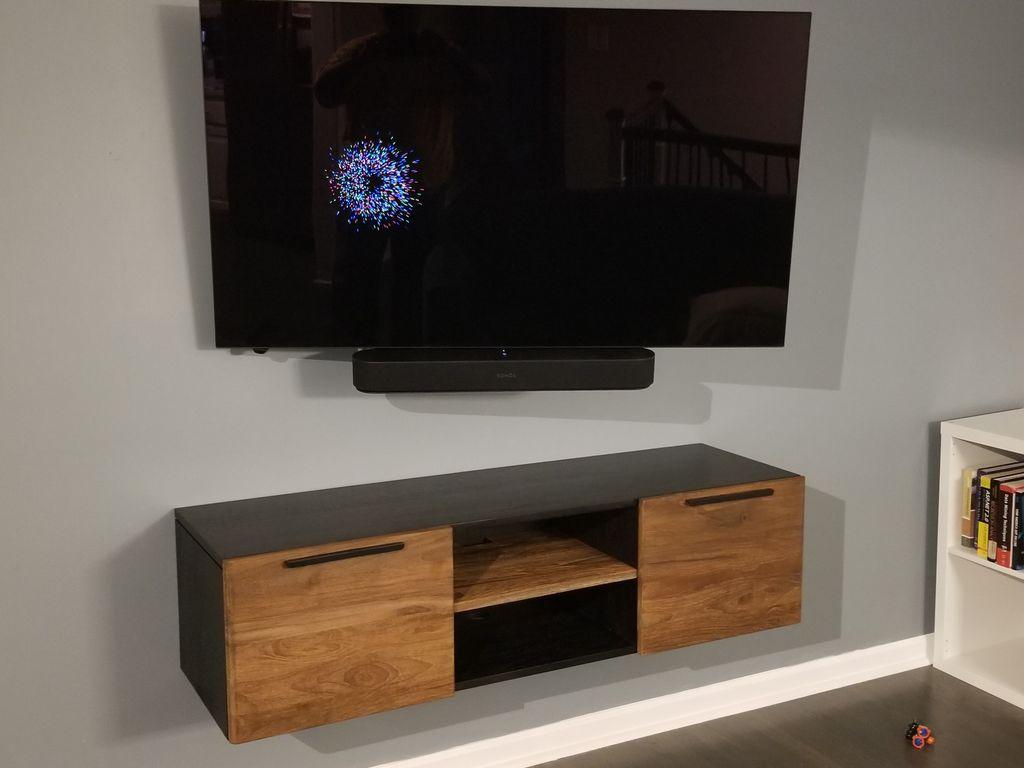 Tony T Television Installation Project