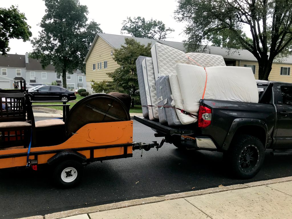 2 bedroom home move
