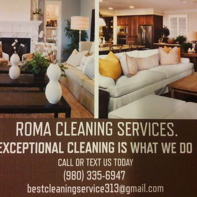 Avatar for Roma Cleaning Services