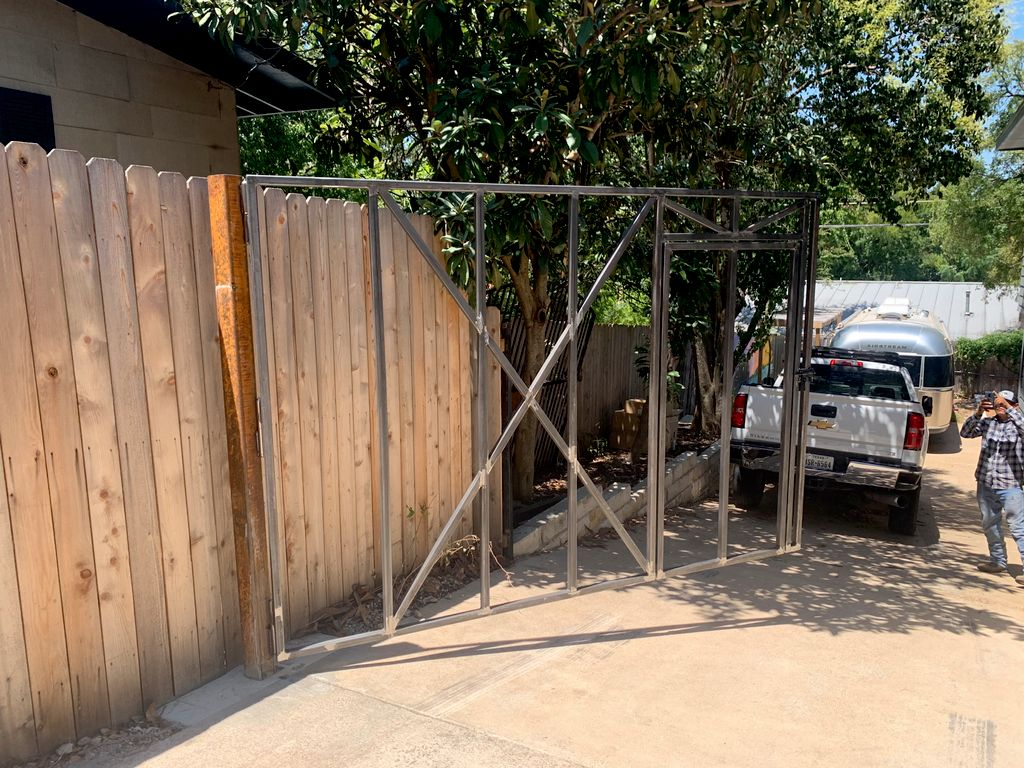 10 x 8 Gate Frame
