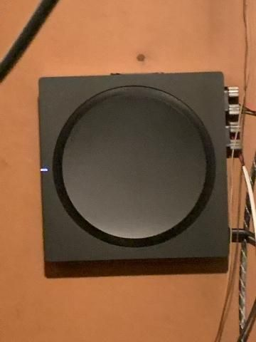 SONOS outdoor speaker system