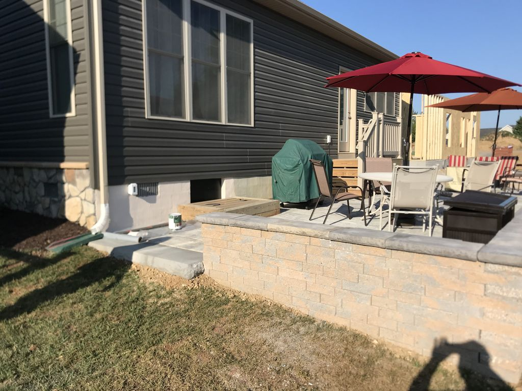 Patio Remodel or Addition - Winchester 2019
