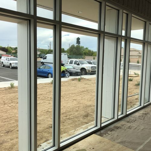 Storefront Commercial Property