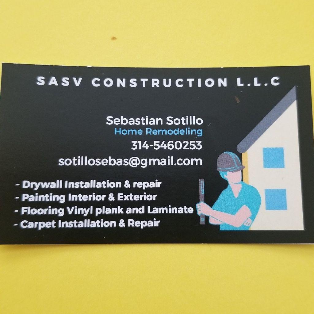 SASV Construction LLC