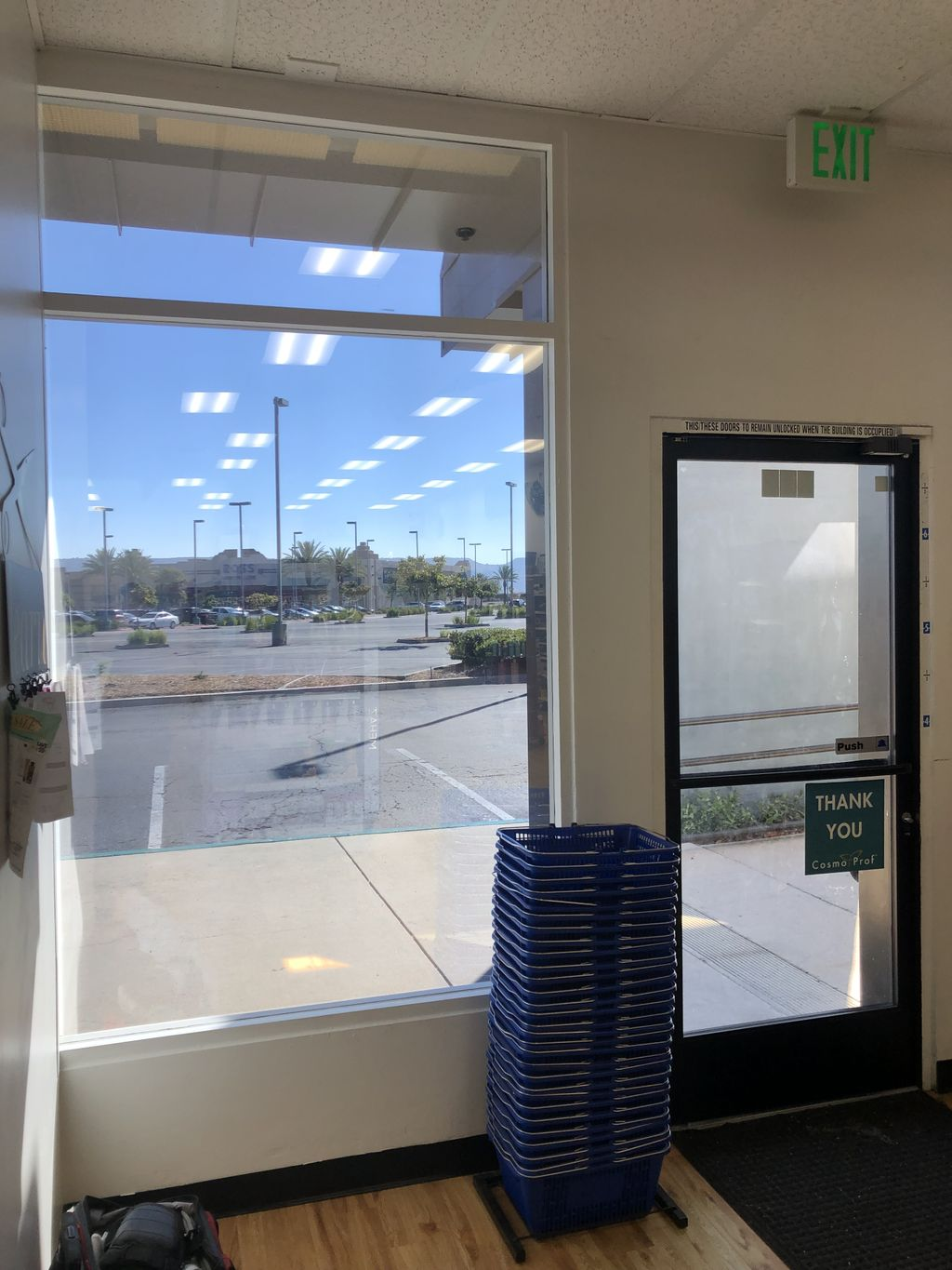 Cosmo prof - Commercial Window Tinting - Silver  20