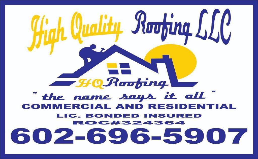 High Quality Roofing LLC