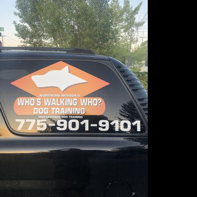Avatar for Who's Walking Who  (Northern Nevada) Gardnerville, NV Thumbtack