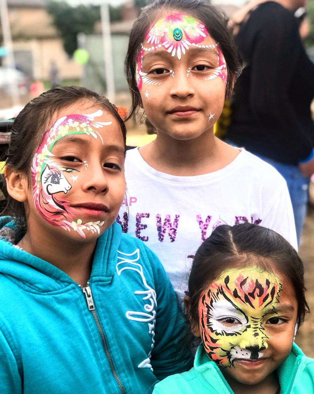 Face Painting - Sylmar 2019