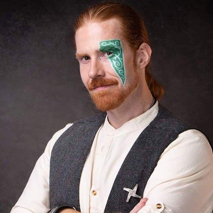 Daniel GreenWolf: Celtic Magician
