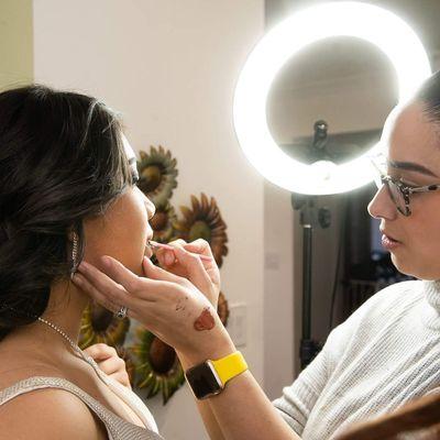 Avatar for Rolón Makeup by Melanie Chester, NY Thumbtack