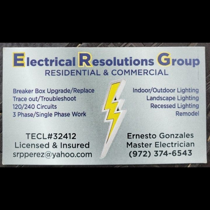 Electrical Resolutions Group