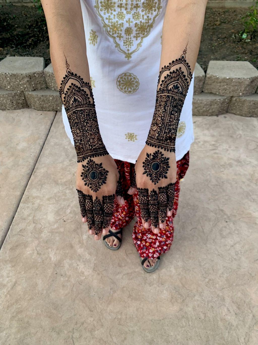 Noella's Henna Artist