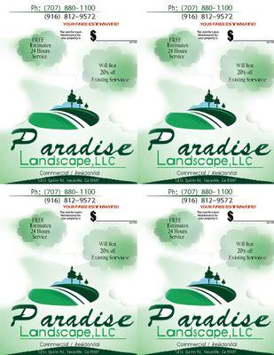 Avatar for PARADISE LANDSCAPE