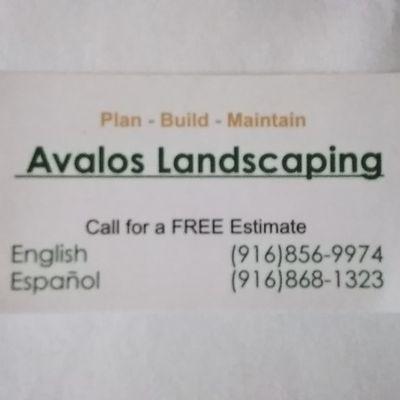 Avatar for Avalos Landscaping Sacramento, CA Thumbtack