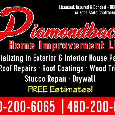 Avatar for Diamondback Home Improvements LLC