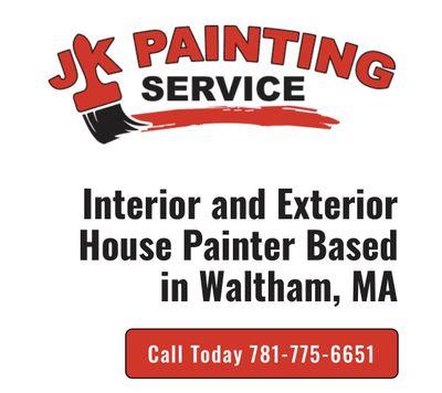 Avatar for JK Painting Service Corp. Waltham, MA Thumbtack