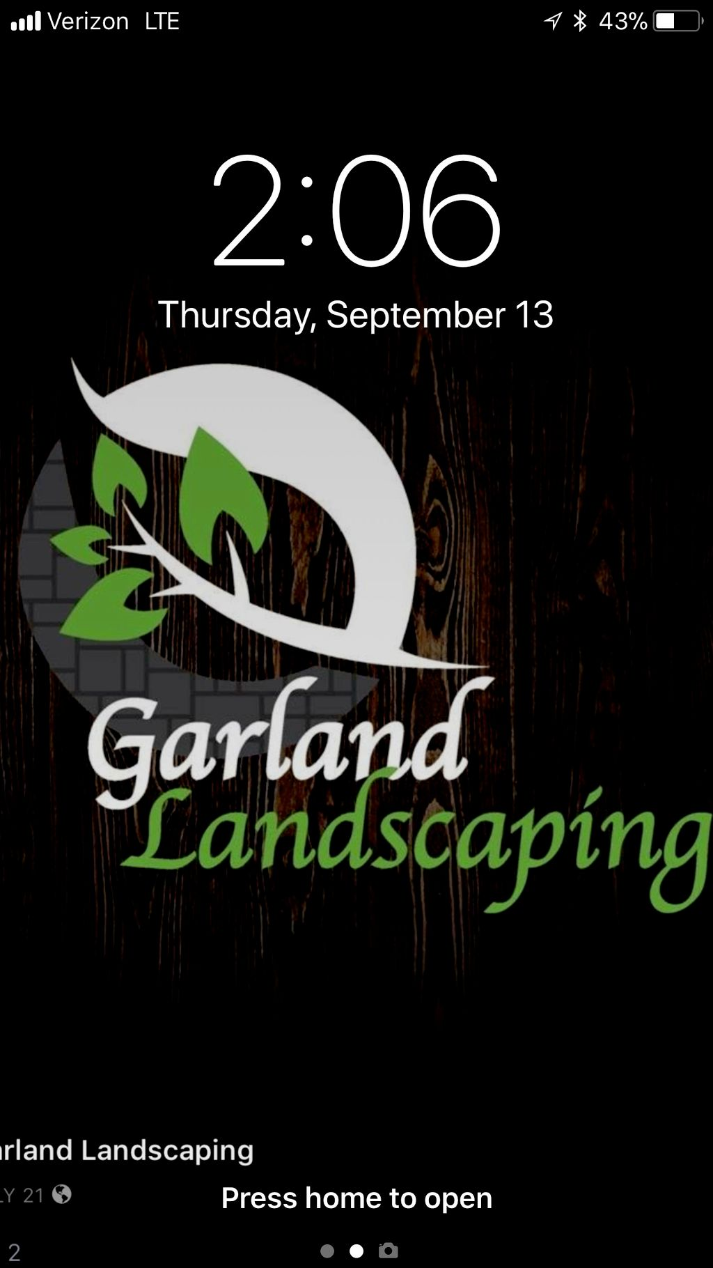 Garland Landscaping